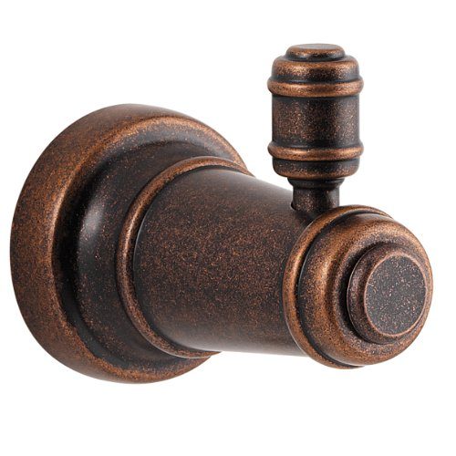 Pfister Ashfield Robe Hook, Rustic Bronze by Pfister