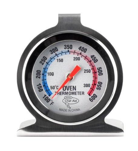 Chef Aid - Termometro da Forno, in Metallo 1