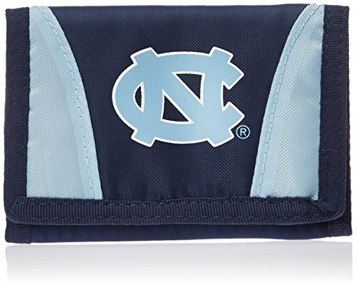 y Officially Licensed NCAA North Carolina Tar Heels Chamber Wallet ()