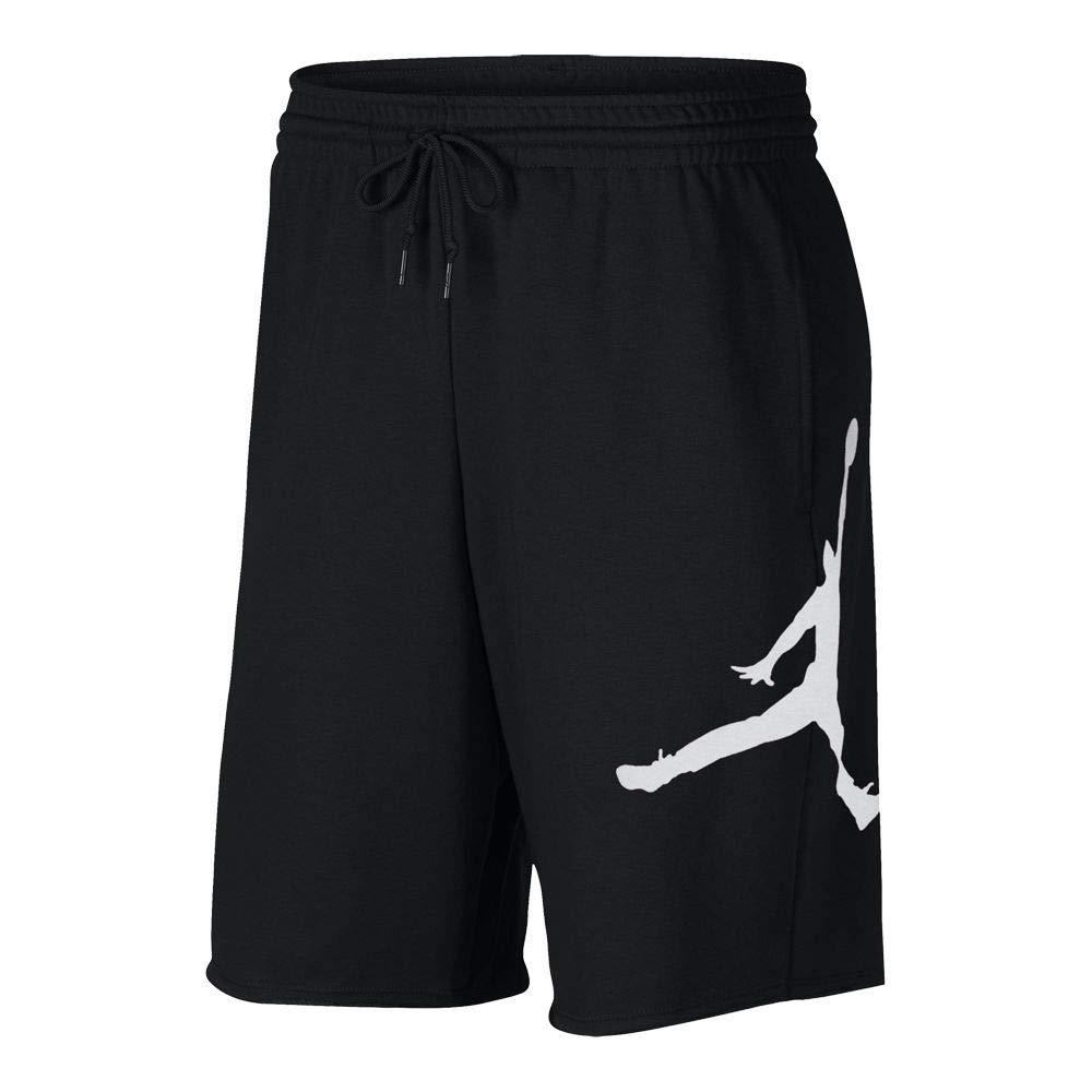 4a09bbf5ae5 Amazon.com: Nike Mens Jumpman Air Fleece Sweat Shorts: Clothing