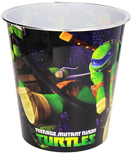 Kids Wastebaskets (Nickelodeon Teenage Mutant Ninja Turtles Heroes Wastebasket)