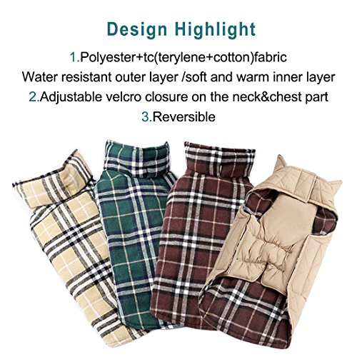 Dog-Jacket-Dog-Coats-Waterproof-Windproof-Warm-Reversible-British-Style-Plaid-Dog-Vest-Jacket-for-Winter-Outdoor-Small-Medium-Large-Dogs
