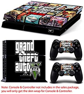 Faceplates, Decals & Stickers Video Games & Consoles Ps4 Slim Sticker Console Decal Playstation 4 Controller Vinyl Ps4 Skin 420 5 New Varieties Are Introduced One After Another
