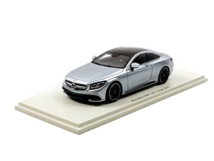 Amazon Com Mercedes Benz S63 Amg Coupe 2016 Resin Model