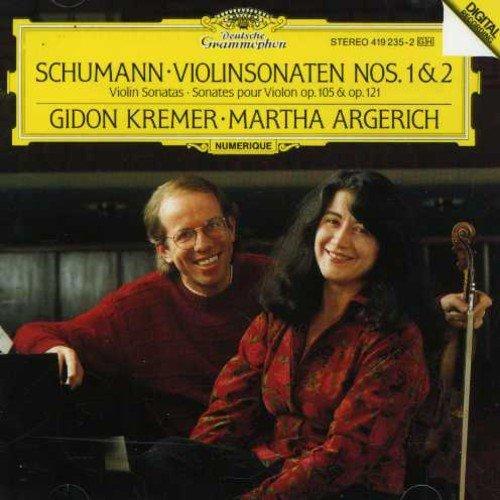 Schumann: Violin Sonatas Nos. 1 & 2