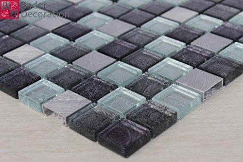 Vetro mosaico mosaico tessere di mosaico piastrelle di vetro vetro