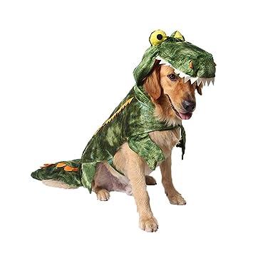 UKCOCO Traje para Mascota Perro Traje de Navidad Perro Traje ...