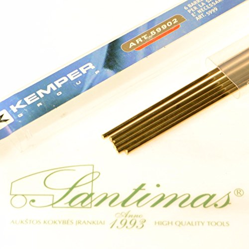 Bronze Solder rods 6pcs 59902 by