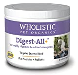 Wholistic Pet Organics Feline Digest-All Plus Supplement, 2 oz