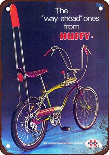 Amazon com: 1969 Huffy Bicycles Vintage Look Reproduction