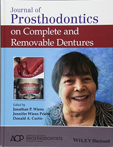 - Journal of Prosthodontics on Complete and Removable Dentures
