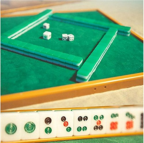 (イスイ)YISHUI 麻雀 セット 折り畳み式の テーブル 伝統 エンターテイメント ブレイン 活性 ゲーム