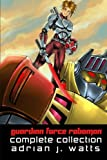 img - for Guardian Force Roboman Complete Collection book / textbook / text book