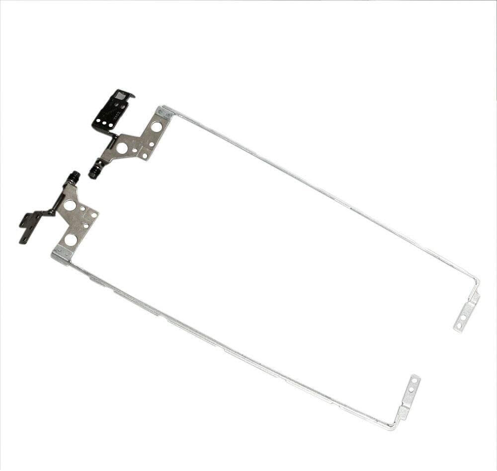 GinTai Laptop LCD Hinges L&R Hinge Set Replacement for Lenovo IdeaPad 320-15IKB 320-15ISK 320-15AST 320-15ABR 320-15IAP 520-15