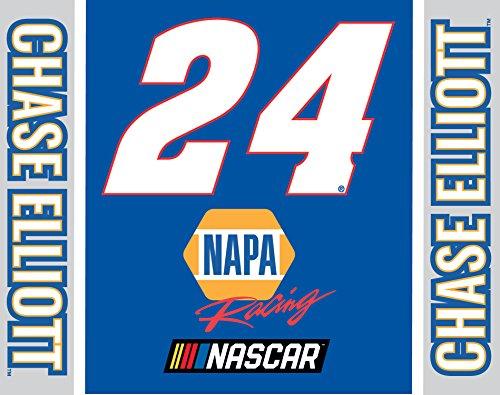 NASCAR #24 Chase Elliot Car Magnet-NASCAR 5