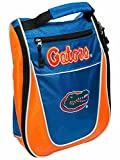 Team Golf Florida Gators Blue Orange Zippered Carry-On Golf Shoes Travel Bag