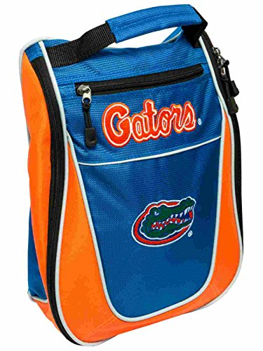 Florida Gators Team Golf Blue Orange Zippered Carry-On Golf Shoes Travel (Florida Gators Stuff)