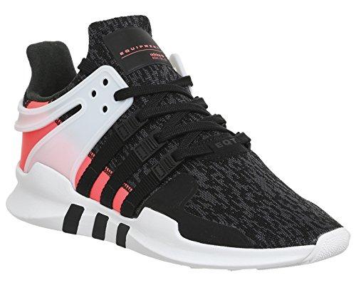 Adidas Originals Originals Mens Supporto Eqt Formatori Adv Uk11 Nero