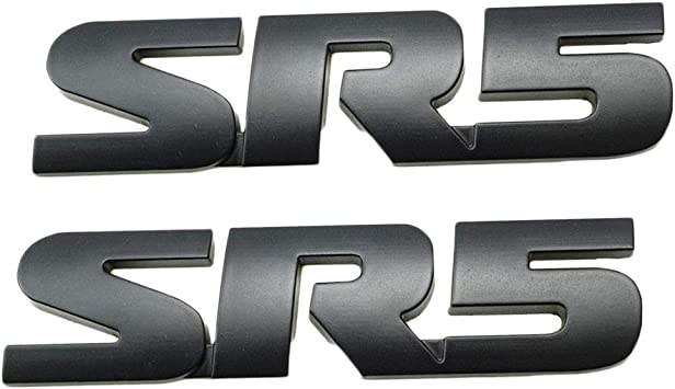 Black Metal Number 9 Shaped Adhesive Decals Badge Emblem Sticker for Car
