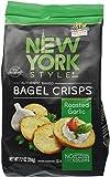 New York Style Original Bagel Crisps Roasted Garlic,7.2 OZ by New York Style Bagel