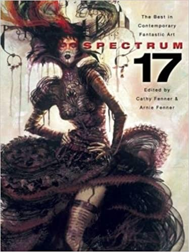 Spectrum 17: The Best in Contemporary Fantastic Art: Cathy