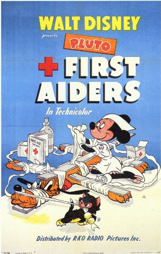 First Aiders Poster Movie 11x17