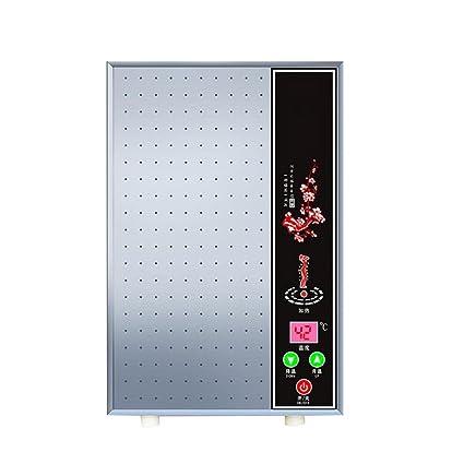 Water heater 220V 5500W Calentador de Agua eléctrico instantáneo pequeño baño de Ducha doméstico para Cocina