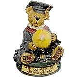 Boyds Bears Resin Victor The Graduate Graduation Bearstone - Resin 4.00 IN
