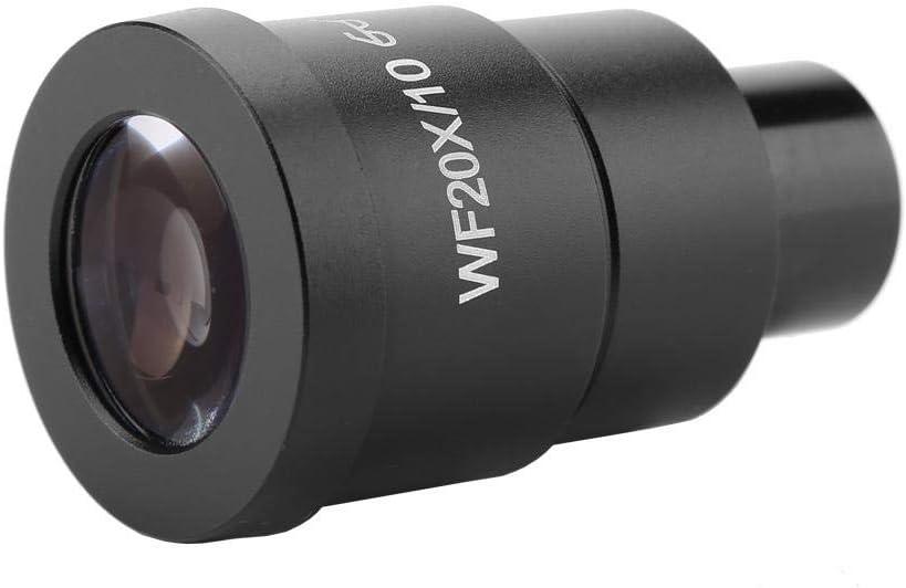 Pbzydu Wide-Field Stereo Eyepiece WF20X//10 Microscope Eyepiece Mounting Size 30mm