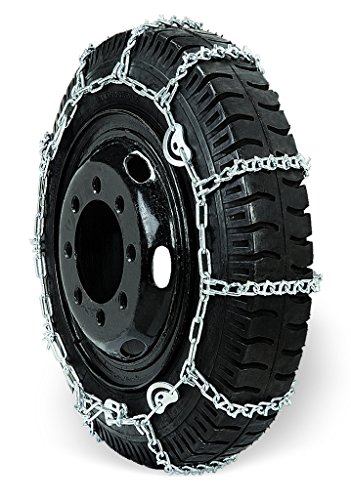 grizzlar gsl2829cam alloy light truck ladder vbar cam tire chains 18 lt2257516 lt2357515