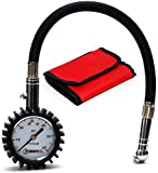 40psi inline fuel pump - 7th Gear Racing Premium Tire Pressure Gauge with Free Storage Case (60 PSI) Professional Quality, Accurate , Better than Digital Gauge