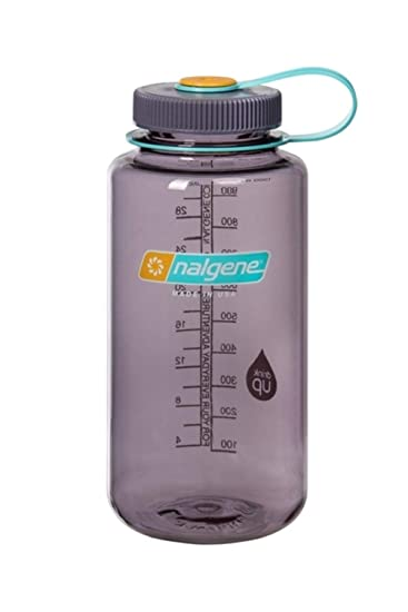 b5c4c9ebdb Amazon.com: Nalgene Tritan Wide Mouth BPA-Free Water Bottle, 16 Oz ...