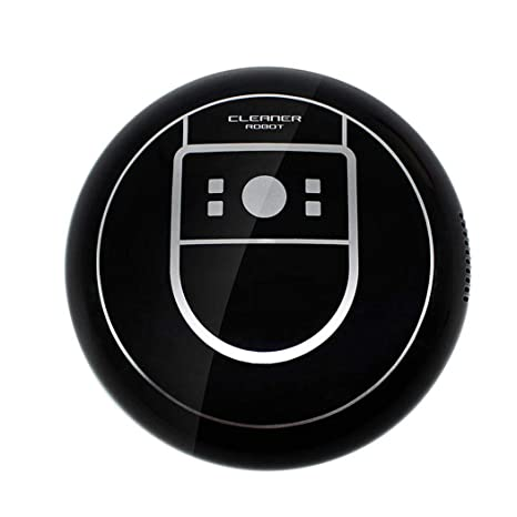 YENJOS Limpiadores de aspiradoras robóticas, Limpiador Inteligente Inteligente Sweeper Pro Máquina de Limpieza automática de