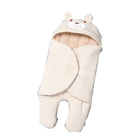 Saco de dormir para bebé, algodón de color otoño e invierno ...