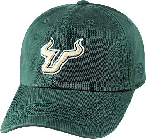 (South Florida Bulls Adjustable Crew Hat)