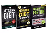keto lunch recipes - Ketogenic Diet With Intermittent Fasting For Rapid Weight Loss: Bundle: 3 Books in 1: 100+ Delicious Low-Carb Recipes For Amazing Energy (Intermittent Fasting Bundle, atkins diet)