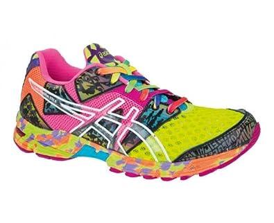 new concept 6ec24 7cdfb ASICS Lady Gel-Noosa TRI 8 Running Shoes - 11 - Pink