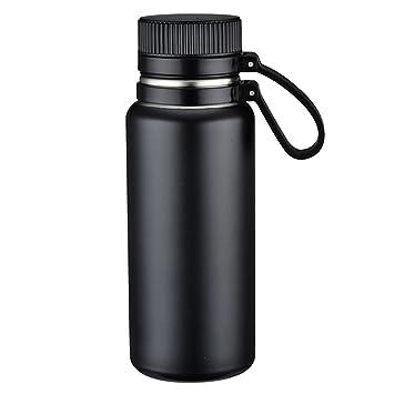 GRSB Botella,Termo Botella De Agua Aislada Vacío del Acero ...