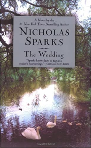 Book The Wedding by Nicholas Sparks (2003-07-01)