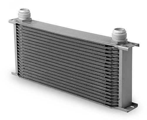 Earl's 81900ERL 19 Row Oil Cooler Core Grey