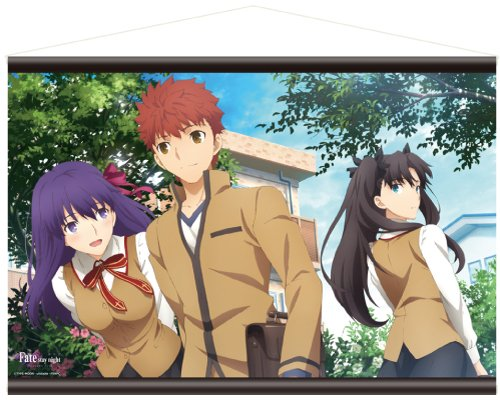Theatrical Edition Tapestry (Cherry & Shiro & Rin)