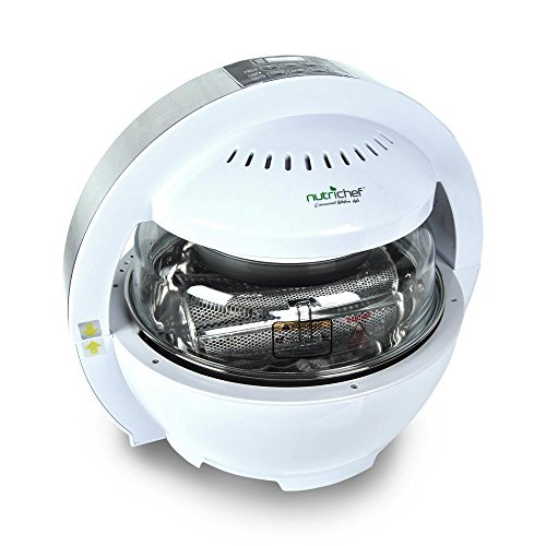 Nutrichef 6 in 1 Digital Air Fryer