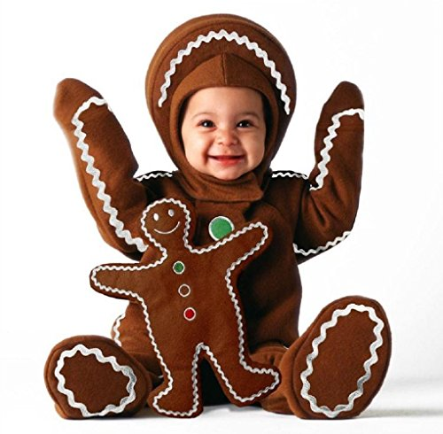 TOM ARMA GINGERBREAD SIG LIMITED ED BABY COSTUME- 12-18 -