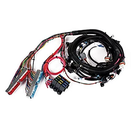 Amazon.com: 1997-1998 LS1 Engine Wiring Harness: Automotive on ls1 power steering pump, ls1 swap harness, ls1 fuel filter, ls1 oil cooler, ls1 exhaust, ls1 ignition wire terminals, 68 camaro ls1 wire harness, ls1 pulley, stock ls1 harness, ls1 fuel rail, ls1 engine harness, ls1 driveshaft, ls1 fuel pressure regulator, ls1 fuel line, ls1 wheels, 2000 ls1 harness, ls1 brakes, custom ls1 harness, ls1 carburetor,