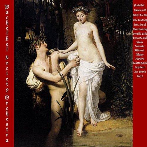 Pachelbel: Canon in D Major / Bach: Air On The G String - Jesu, Joy of Man's Desiring / Vivaldi: Cello Concerto and Paris Concerto / Albinoni: Adagio / Mozart: Sonata Facile / Schubert: Ave Maria - Vol. I