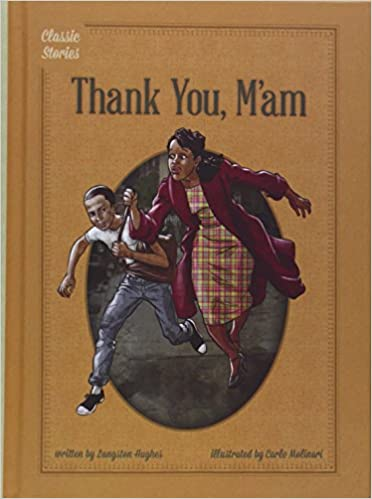 thank you ma am by langston hughes