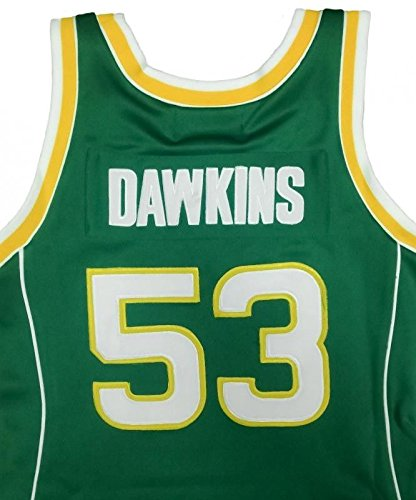 Amazon.com   NEW! Evans HS Throwback Jersey Dress - Darryl Dawkins  53 -  School Legends   Sports   Outdoors 6ab978073