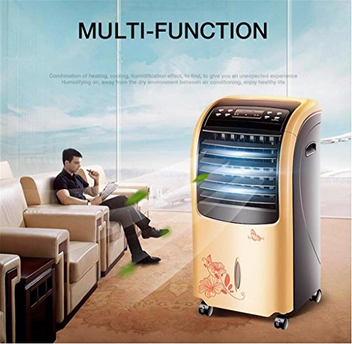 30in Air Conditioner, 4-In-1, 2000W Heater + 80W Cooler + Fan + Humidifier, Multi-Function Air Conditioner For Home, Office