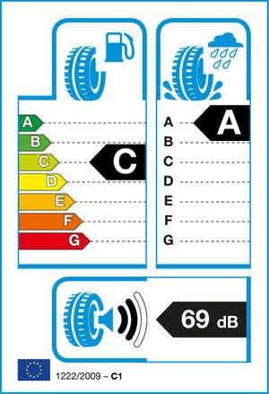 Goodyear Eagle F1 Asymmetric 3-255//35//R20 97Y C//A//69 Sommerreifen