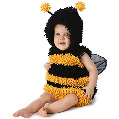 Princess Paradise Stinger the Bee Baby Infant Costume - Baby, Black/yellow, 6-12 months]()